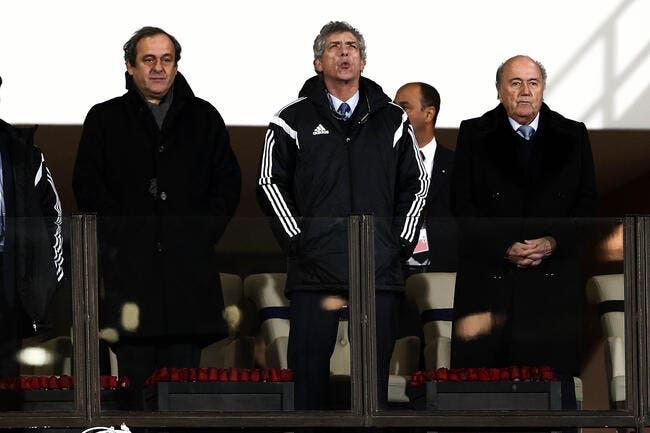 FIFA : Beckenbauer et Villar Llona rattrapés par les affaires