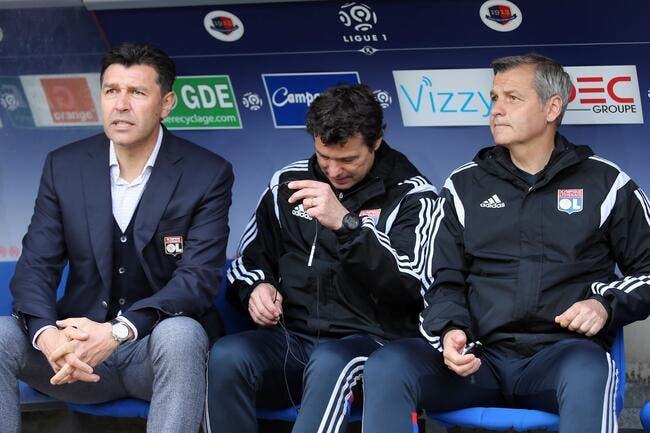 L'OL interdit aux joueurs de parler de l'Europa League