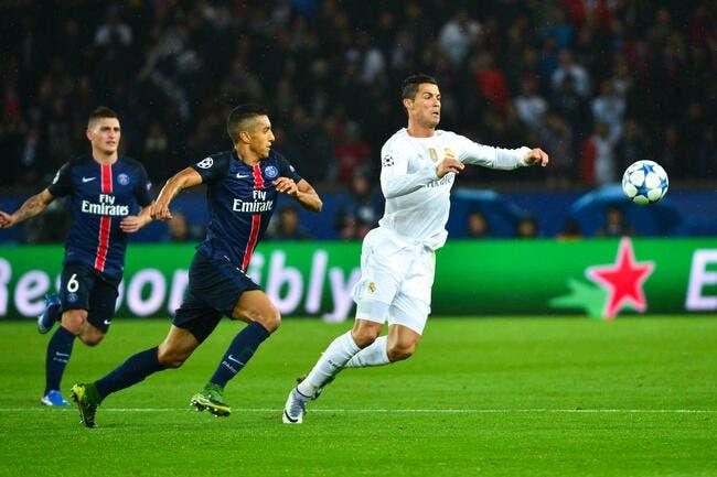 Le PSG et Madrid, c'était plus froid que show