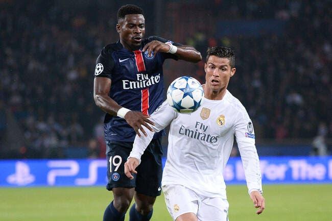 Cristiano Ronaldo n'a pas marqué, Aurier apprécie