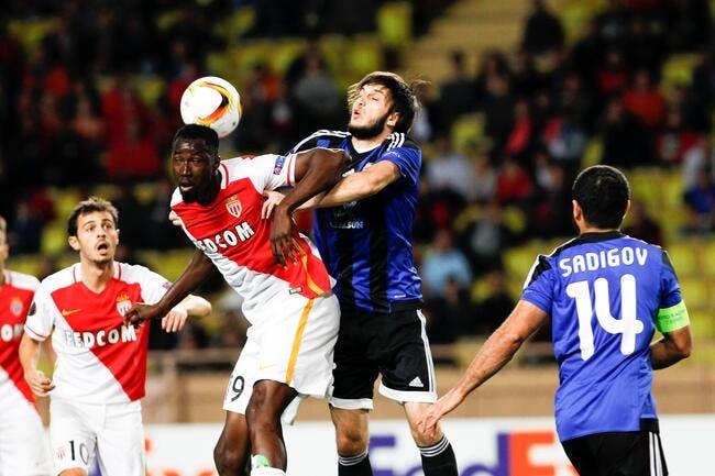 Un but qui vaut de l'or pour Monaco