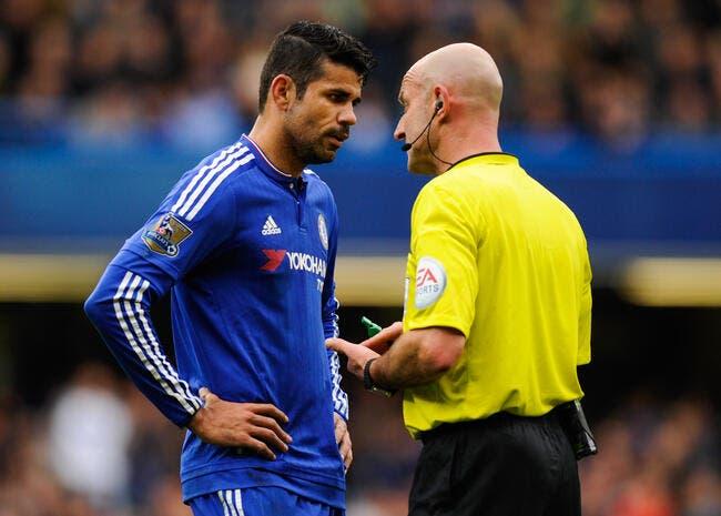 Diego Costa n'est pas violent, c'est une victime !