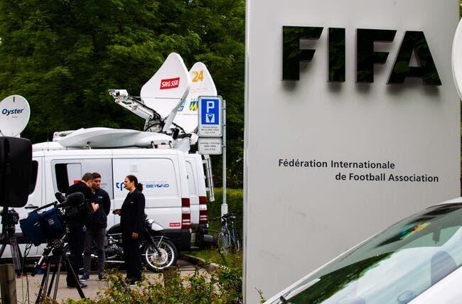 FIFA : Champagne, le quatrième candidat à la présidence