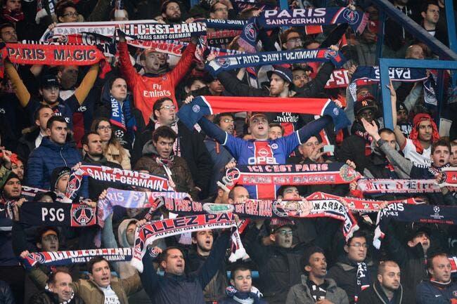 Gros succès chez les supporters pour Real-PSG