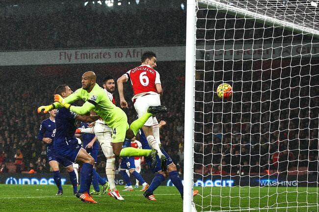 Arsenal - Everton : 2-1