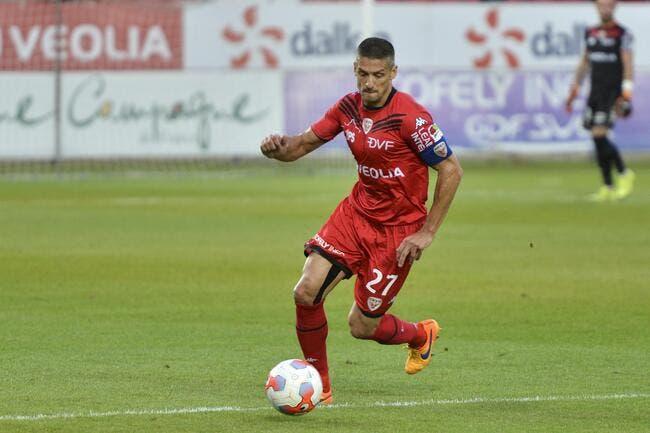 Nîmes - Dijon : 1-1