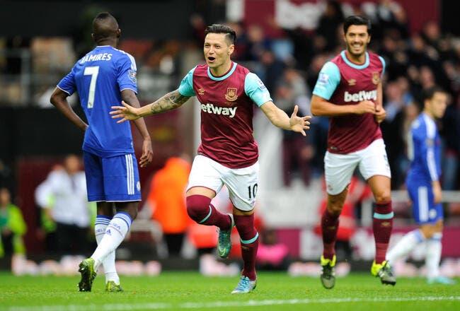 West Ham - Chelsea : 2-1