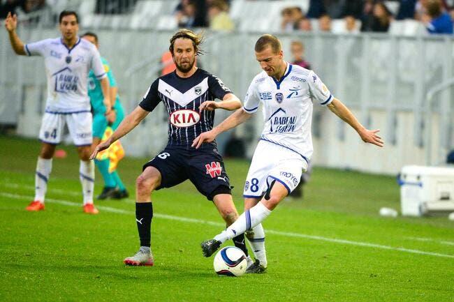 Bordeaux souffle un bon coup face à Troyes