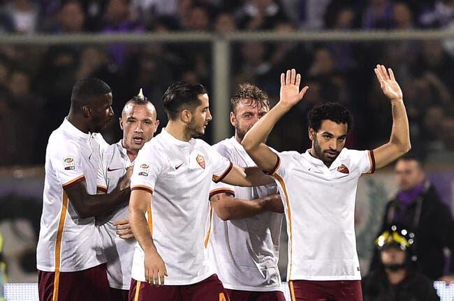Fiorentina - Roma 1-2