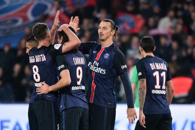 29 points en 11 matchs, le PSG se félicite
