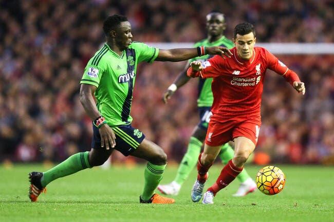 Liverpool - Southampton : 1-1