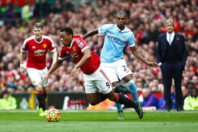Man Utd - Man City : 0-0