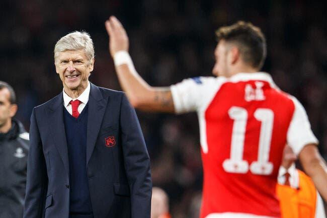 Wenger prolongé jusqu'en 2019 par Arsenal ?