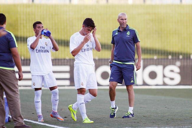 Zidane prochain coach du Real Madrid ? Il répond