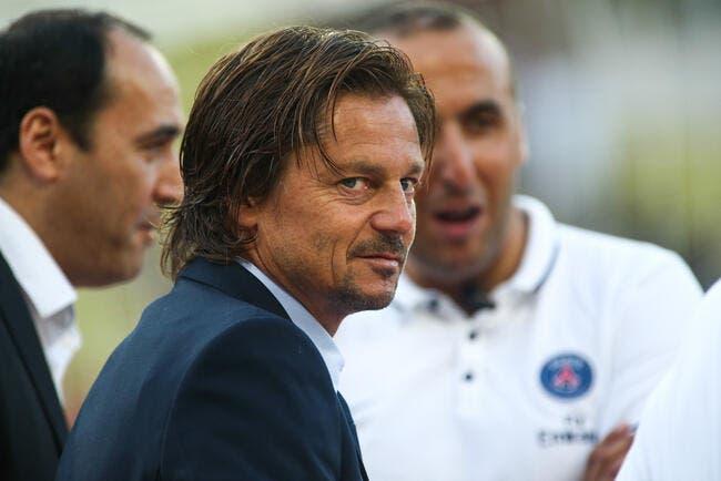 Bleu, Blanc, Rouge, c'est Daniel le Français pour le PSG
