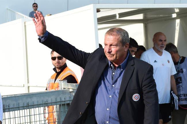 Courbis dément un contact avec l'Algérie