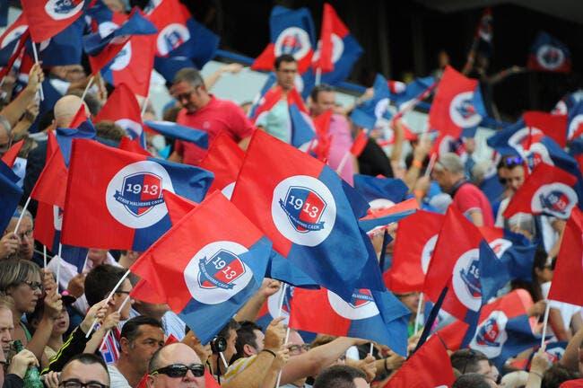 Les supporters de Caen boycottent «la Coupe Moustache»