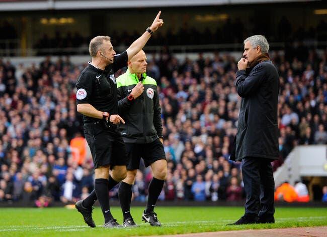 Mourinho viré par Chelsea ? L'ultimatum est tombé