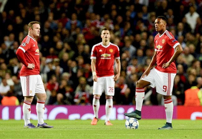 Rooney rend un énorme hommage à Anthony Martial