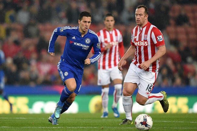 Chelsea éliminé par Stoke City !