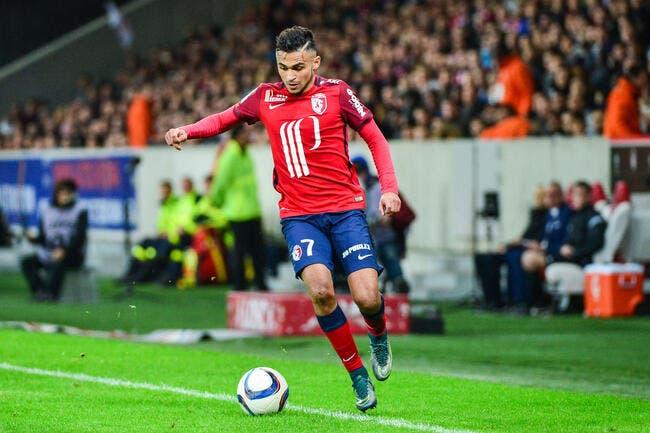 Le PSG prêt à s'offrir Boufal pour 30ME