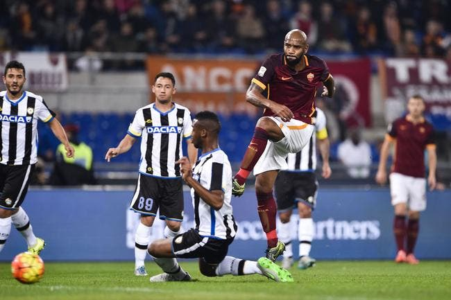 AS Rome - Udinese : 3-1