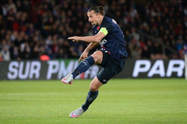 Des précisions cruciales sur l'avenir d'Ibrahimovic au PSG