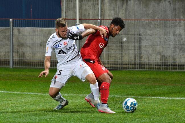 Dijon - Reims : 2-1