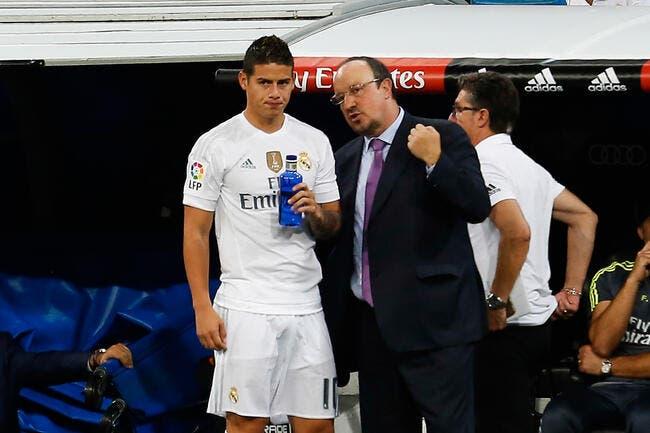 James Rodriguez, la vraie menace pour le PSG ?