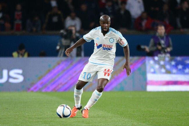 Lassana Diarra pour la 3e fois joueur du mois à l'OM !