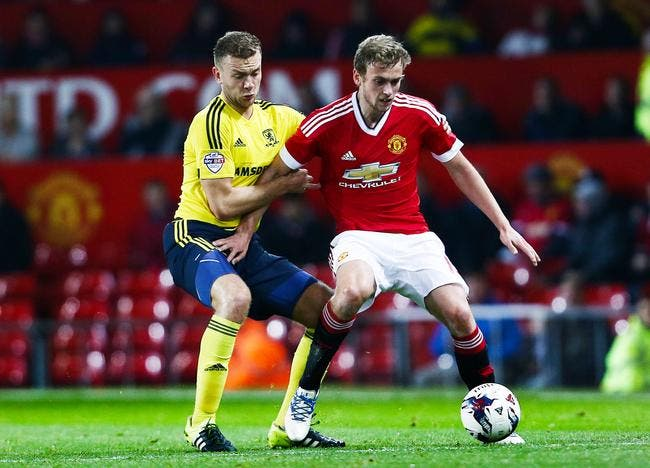 Middlesbrough fait tomber Man Utd à Old Trafford