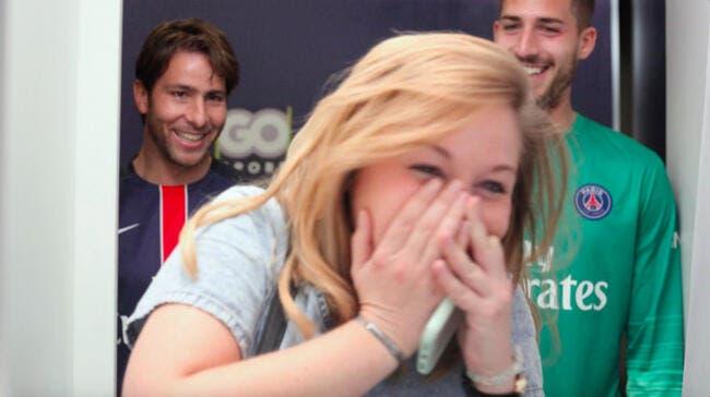 Vidéo : La belle blague du PSG à ses supporters