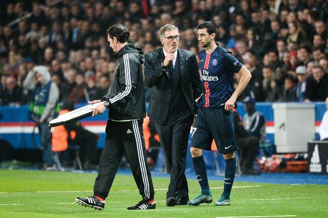 Le PSG sans Pastore et David Luiz à Rennes