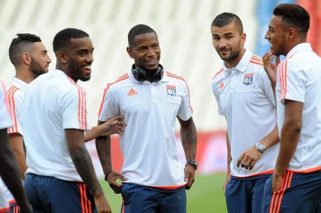 Les Lyonnais contre les recrues, cela n'existe pas à l'OL !