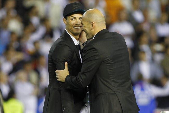 Pour Cristiano Ronaldo, Zidane met un gros stop au PSG !