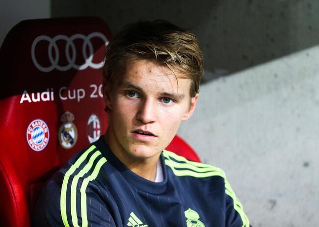 Le Real Madrid, Zidane… Odegaard n'en peut plus