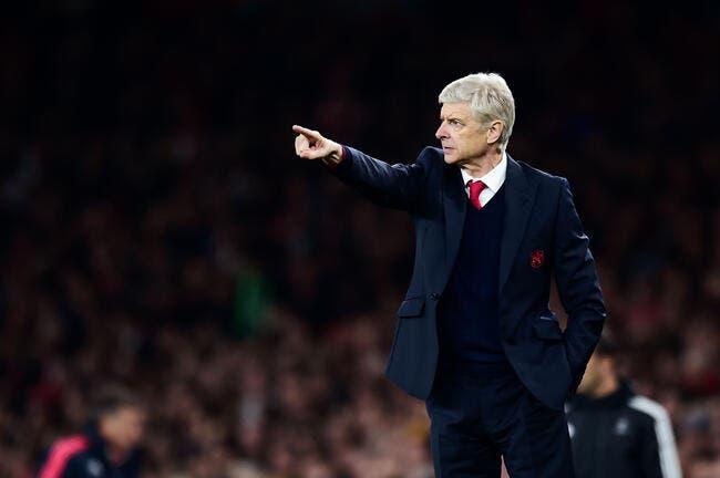 Wenger pousse Garde vers Aston Villa