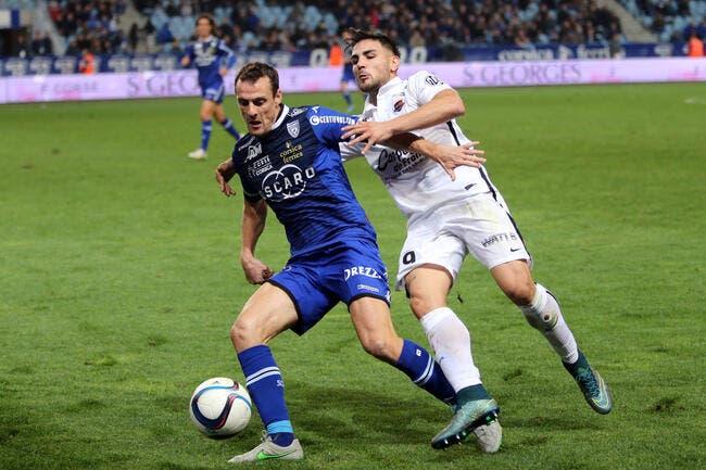 Bastia peut compter sur les siens