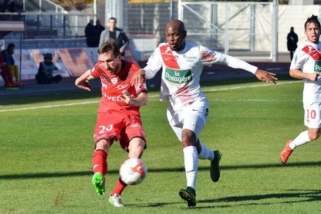 Dijon - Brest : 3-1