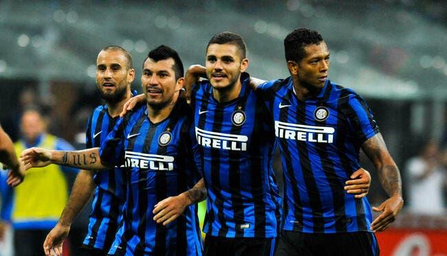 Inter Milan - AS Roma : 1-0