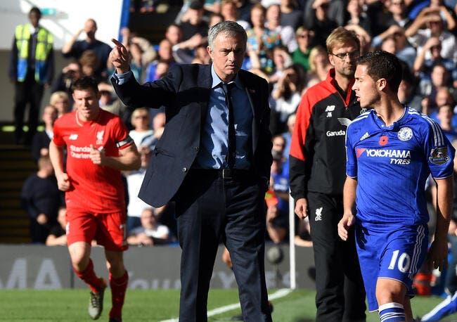 Liverpool coule Chelsea et Mourinho !