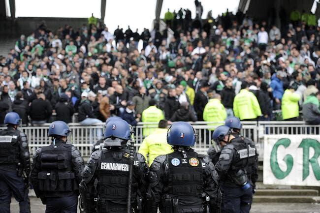 OL-ASSE, les supporters des Verts refusent leur faible quota