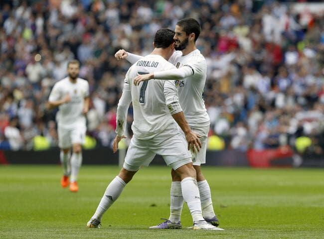 Real Madrid - Las Palmas : 3-1