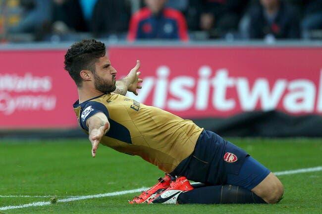 Swansea - Arsenal : 0-3