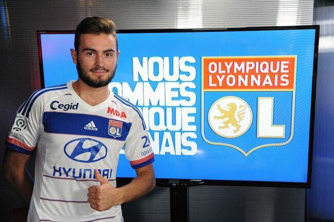 L'OL renvoie Tousart à Valenciennes...pour une bonne cause !