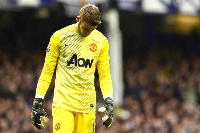Madrid balance les détails qui accusent Man Utd pour De Gea