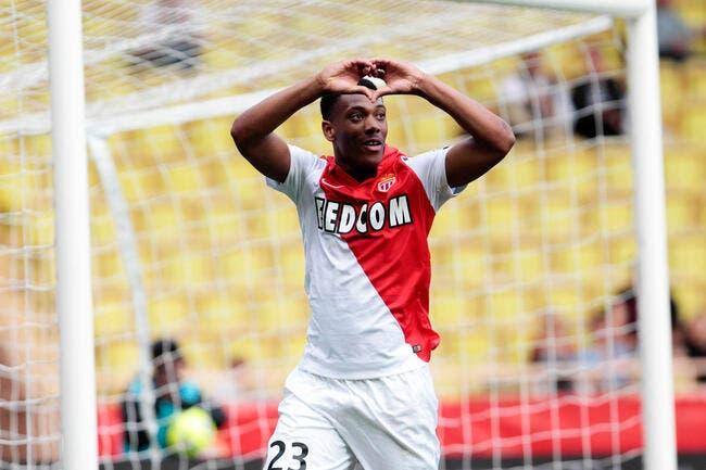 Monaco n'a pas pu «refuser une offre incroyable» pour Martial