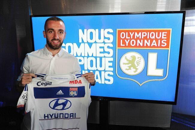 L'OL dévoile ses listes A et B de joueurs pour la Ligue des champions