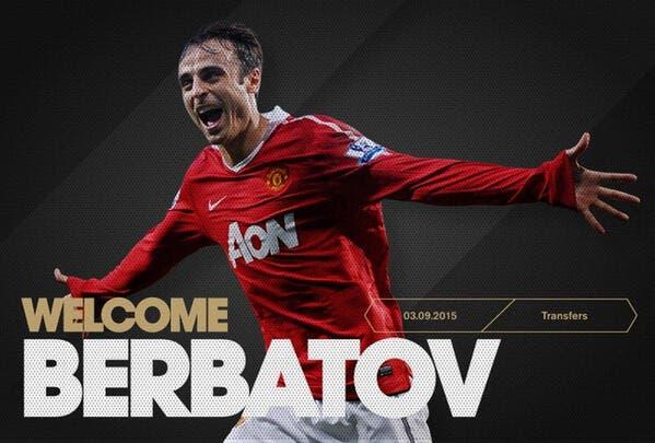 Officiel : Dimitar Berbatov signe au PAOK
