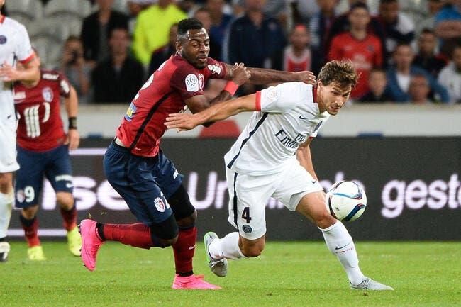 Stambouli et Cabaye n'ont pas eu le même accueil au PSG